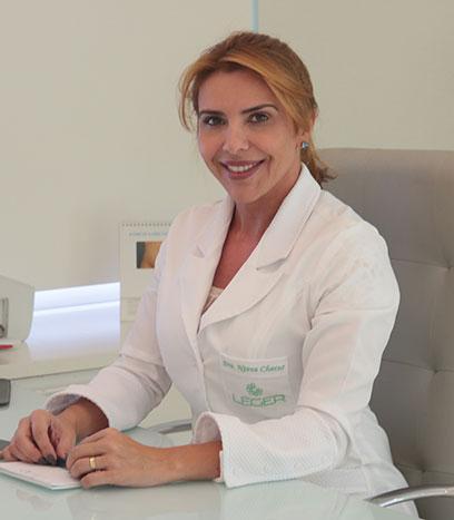 Dra. Nívea Chacur Nutróloga na Barra da Tijuca RJ