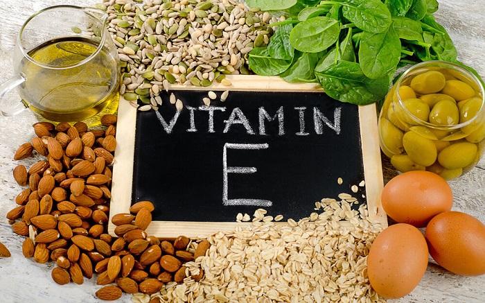 Funções da vitamina E: consequências de sua falta e consumo em excesso